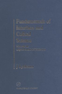 Fundamentals of Interface and Colloid Science