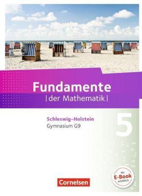 Fundamente der Mathematik, Gymnasium G9, Schleswig-Holstein: 5. Schuljahr, Schülerbuch