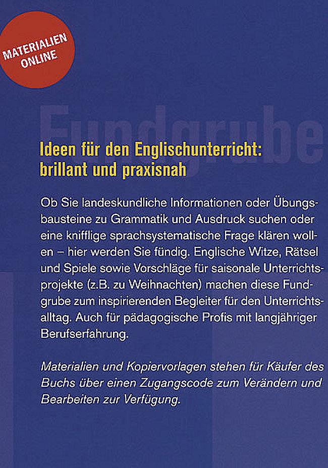 Fundgrube Englisch Buch Jetzt Bei Weltbildde Online Bestellen