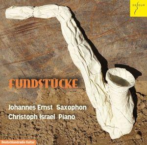 Fundstücke-Saxophonkomposition, Johannes Ernst, Christoph Israel
