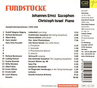 Fundstücke-Saxophonkomposition - Produktdetailbild 1