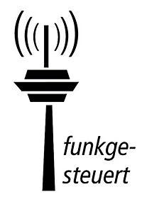 Funk-Pendeluhr Eiche - Produktdetailbild 1