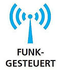 Funk-Türklingel Wanduhr - Produktdetailbild 5