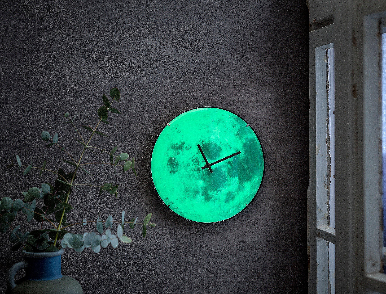Funk Wanduhr Mond Jetzt Bei Weltbildde Bestellen