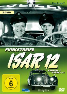 Funkstreife ISAR 12 - Staffel 1, Karl Tischlinger, Wilmut Borell