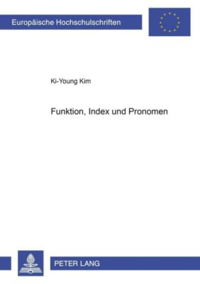Funktion, Index und Pronomen, Ki-Young Kim