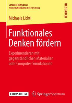 Funktionales Denken fördern - Michaela Lichti pdf epub