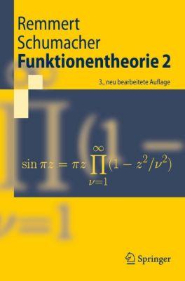 Funktionentheorie, Reinhold Remmert, Georg Schumacher