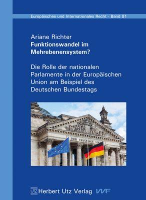 Funktionswandel im Mehrebenensystem?, Ariane Richter