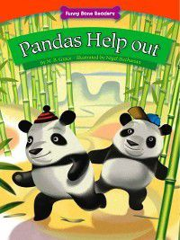 Funny Bone Readers: Living Healthy: Pandas Help Out, N. B. Grace