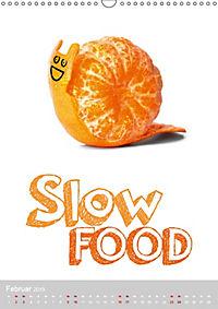 funny FRUITS and VEGETABLES - lustiges Obst und Gemüse (Wandkalender 2019 DIN A3 hoch) - Produktdetailbild 2