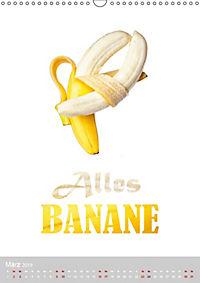 funny FRUITS and VEGETABLES - lustiges Obst und Gemüse (Wandkalender 2019 DIN A3 hoch) - Produktdetailbild 3