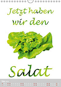 funny FRUITS and VEGETABLES - lustiges Obst und Gemüse (Wandkalender 2019 DIN A4 hoch) - Produktdetailbild 5