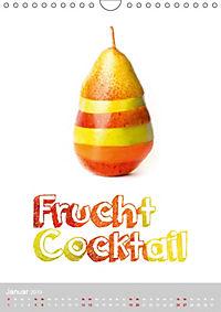 funny FRUITS and VEGETABLES - lustiges Obst und Gemüse (Wandkalender 2019 DIN A4 hoch) - Produktdetailbild 1