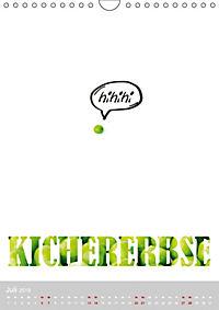 funny FRUITS and VEGETABLES - lustiges Obst und Gemüse (Wandkalender 2019 DIN A4 hoch) - Produktdetailbild 7