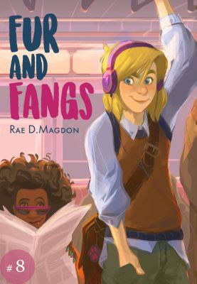 Fur and Fangs #8, Rae D. Magdon