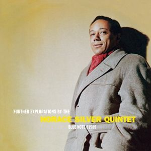 Further Explorations By The (Ltd. 1, Horace Quintet Silver