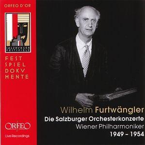 Furtwängler-Edition-1949-1954, Wilhelm Furtwängler, Wiener Philharmoniker
