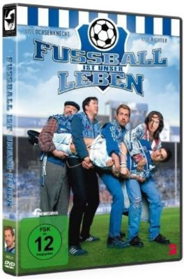 Fussball ist unser Leben, Uwe Ochsenknecht, Ralf Richter