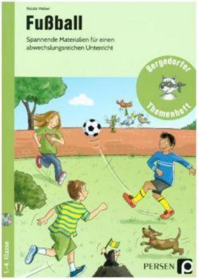 Fussball, m. CD-ROM, Nicole Weber
