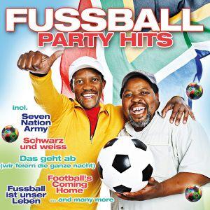 Fußball Party Hits, Diverse Interpreten