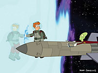 Futurama - Die Ära des Tentakels - Produktdetailbild 5