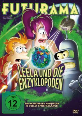 Futurama - Leela und die Enzyklopoden, Diverse Interpreten