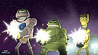 Futurama - Leela und die Enzyklopoden - Produktdetailbild 4