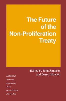 Future of the Non-Proliferation Treaty