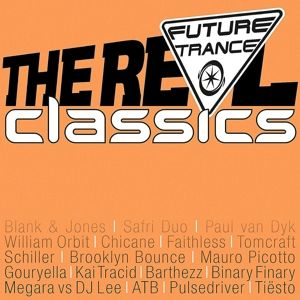 Future Trance - The Real Classics (3 CDs), Various