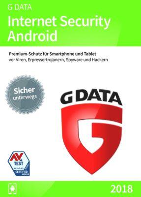 G Data Mobile Internet Security 2018 (2D-3Y)