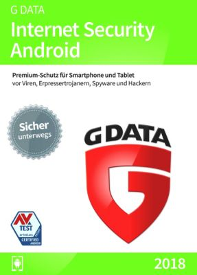 G Data Mobile Internet Security 2018 (5D-1Y)