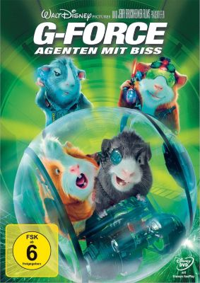 G-Force - Agenten mit Biss, Hoyt Yeatman, David P.I. James