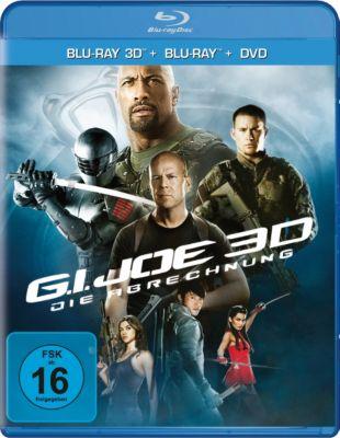 G.I. Joe: Die Abrechnung - 3D-Version, Dwayne Johnson, Byung-hun Lee, Adrianne Palicki