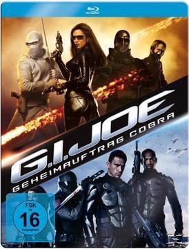 G.I. Joe - Geheimauftrag Cobra Limited Collector's Edition, Adewale Akinnuoye-Agbaje, Christopher Eccleston