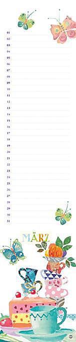 Gabila Geburtstagskalender long - Produktdetailbild 3