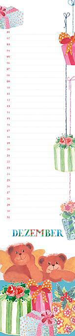 Gabila Geburtstagskalender long - Produktdetailbild 5