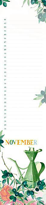 Gabila Geburtstagskalender long - Produktdetailbild 9