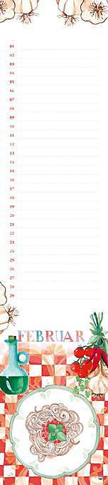 Gabila Geburtstagskalender long - Produktdetailbild 12