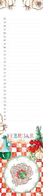 Gabila Geburtstagskalender long - Produktdetailbild 19