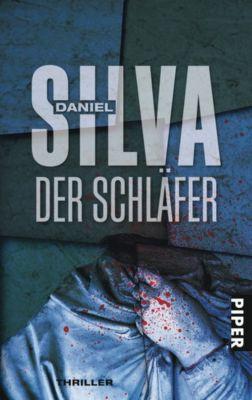 Gabriel Allon Band 5: Der Schläfer, Daniel Silva