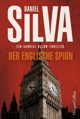 Gabriel Allon: Der englische Spion, Daniel Silva
