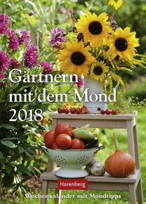 Gärtnern mit dem Mond - Kalender 2018, Victoria von Thalberg