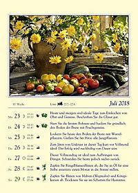 Gärtnern mit dem Mond - Kalender 2018 - Produktdetailbild 4