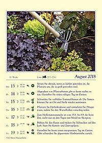 Gärtnern mit dem Mond - Kalender 2018 - Produktdetailbild 7
