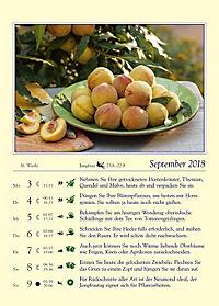 Gärtnern mit dem Mond - Kalender 2018 - Produktdetailbild 10