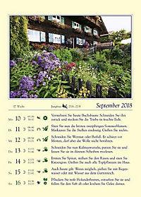 Gärtnern mit dem Mond - Kalender 2018 - Produktdetailbild 11