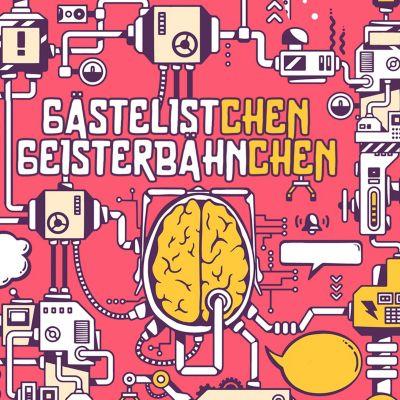 Gästeliste Geisterbahn: Gästeliste Geisterbahn, Folge 70.5: Gästelistchen Geisterbähnchen, Donnie, Herm, Nilz