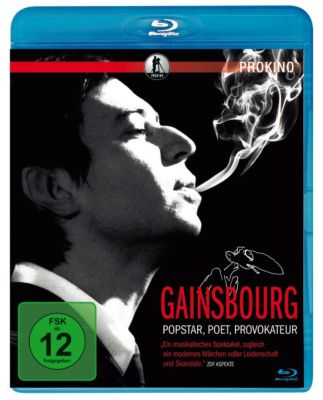 Gainsbourg, Joann Sfar
