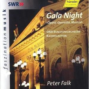 Gala Night, Peter Falk, Swr Rundfunkorchest